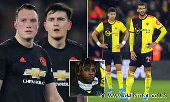 Manchester United should target more than just a striker in January