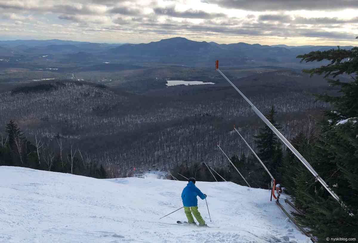 Gore Mountain: A New Home