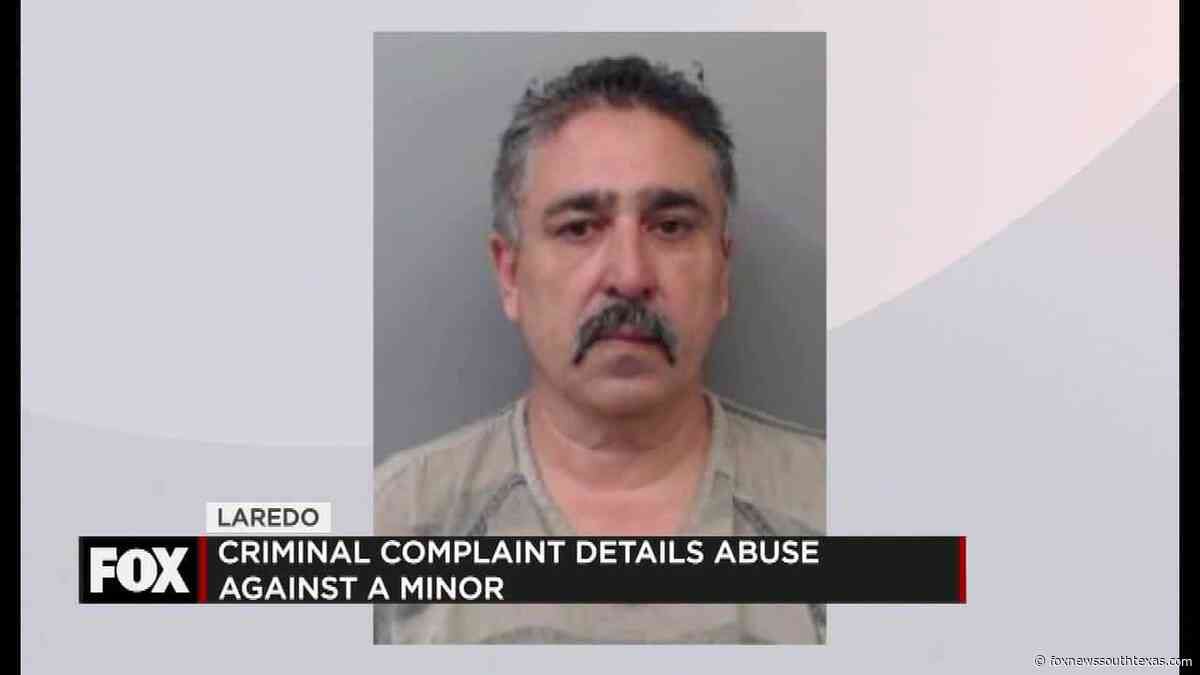 Man Accused of Alleged sexual abuse of a 12-year-old