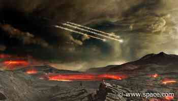 Your RNA May Have Come from Space, Meteor Study Suggests