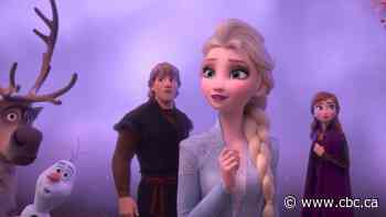 Frozen 2 gets highest-grossing debut ever for an animated film