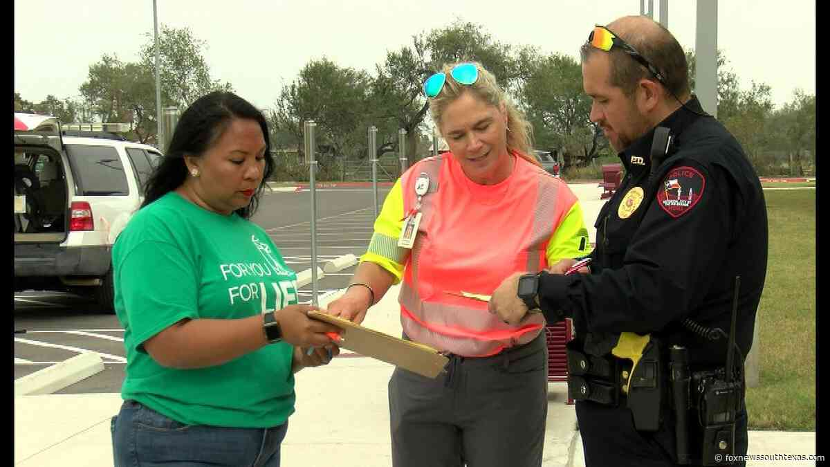 Local Representatives become Child Passenger Safety Technicians.