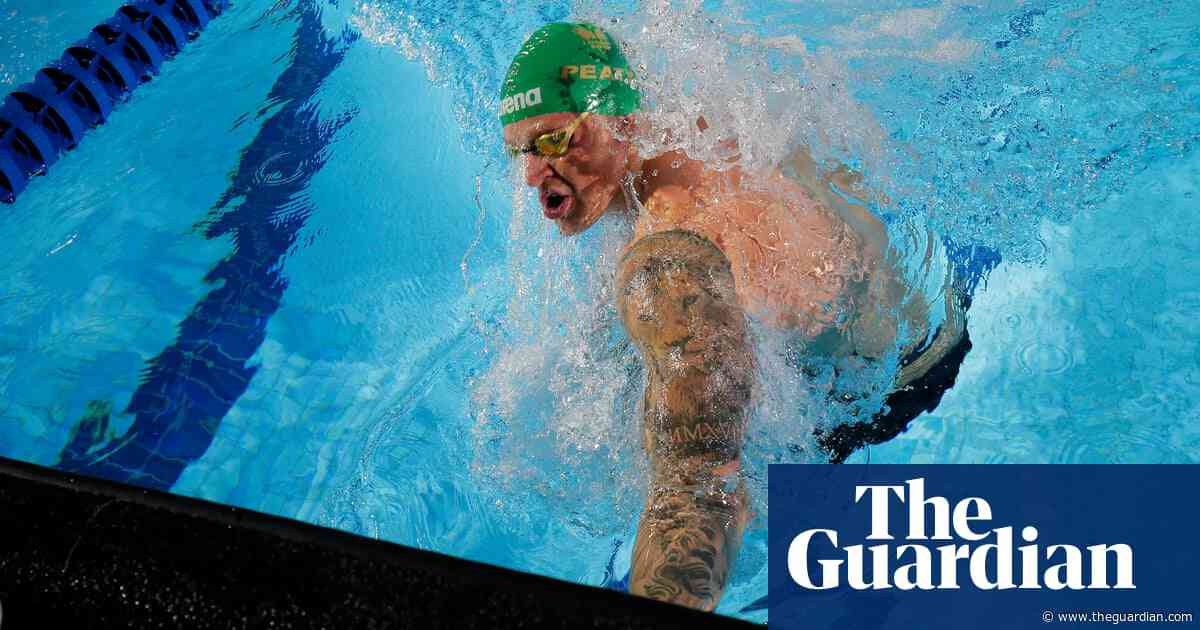 Backstroke and beats: The International Swimming League hits town - a photo essay