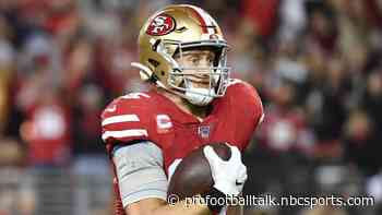 Kyle Shanahan: Meant a lot to have George Kittle back