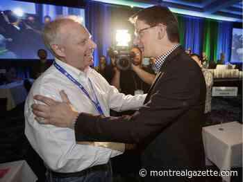 PQ MNA Sylvain Gaudreault officially launches party leadership bid