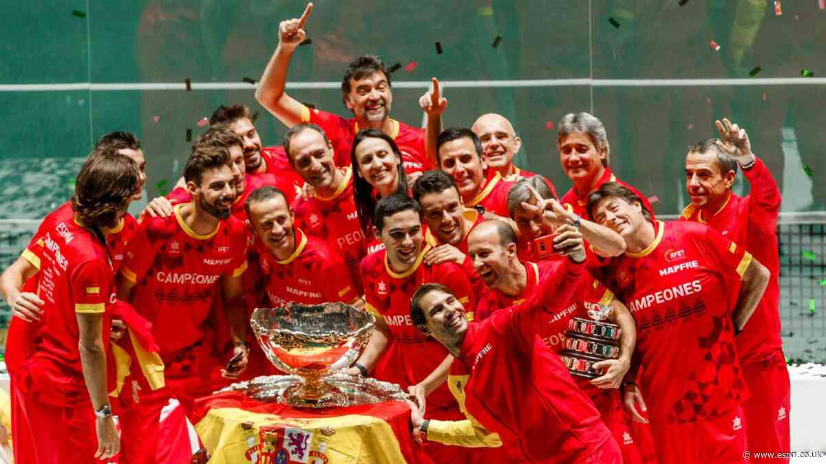 Davis Cup plagued by problems, but passion isn't one of them