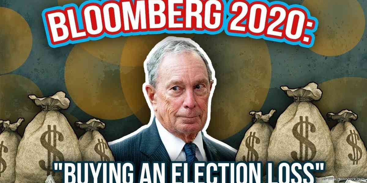 Michael Bloomberg wants to waste his money and your time