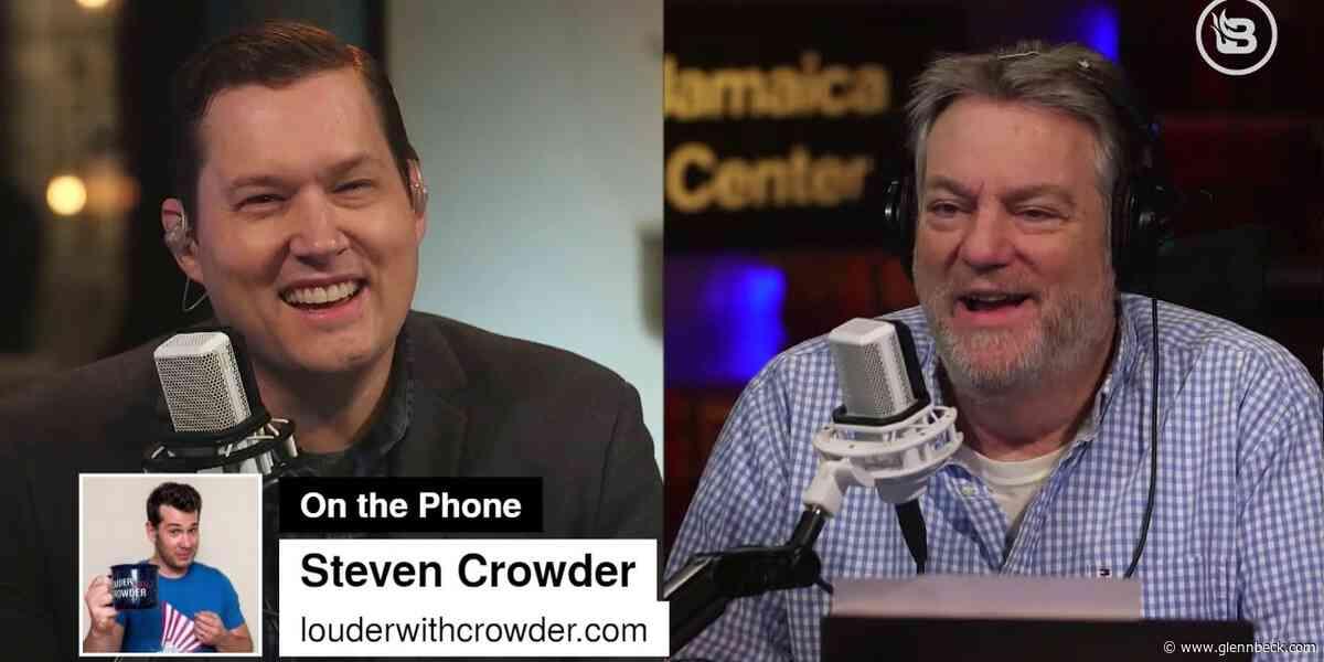 Steven Crowder is betting his life Epstein didn't kill himself