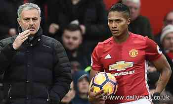 Antonio Valencia says he was NOT dropped by Jose Mourinho for reaction to social media post
