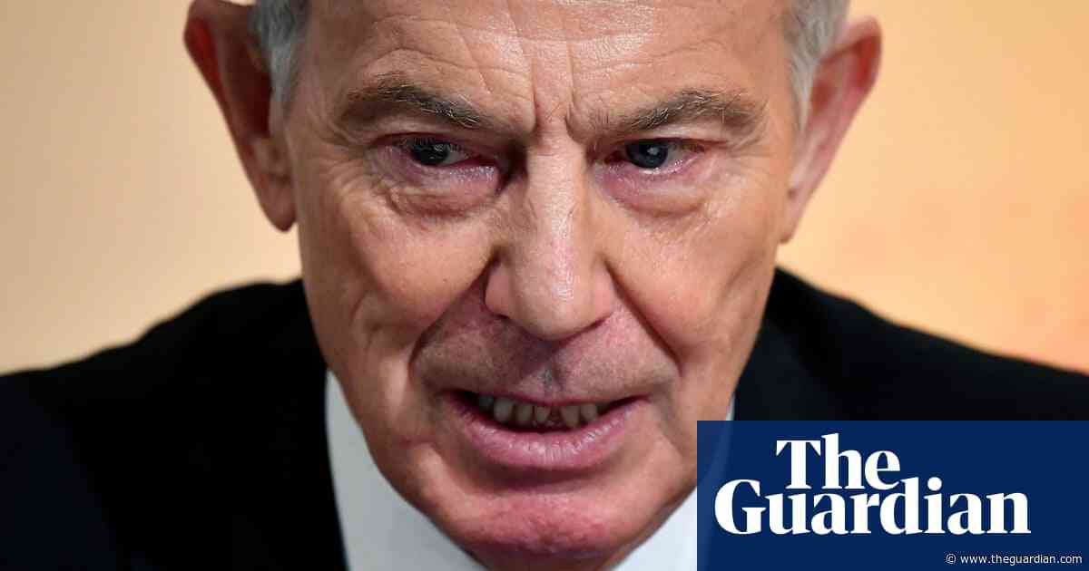 Andrew Sparrow's election briefing: Tony Blair wades in