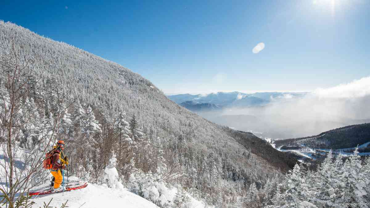Why Lake Placid is at the Center of New York Skiing