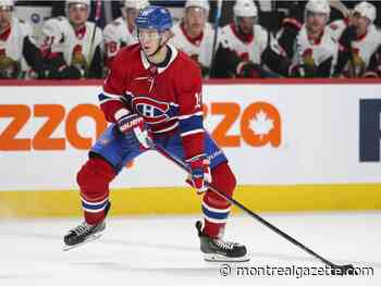 What the Puck: Julien takes risky path with Canadiens' young guns