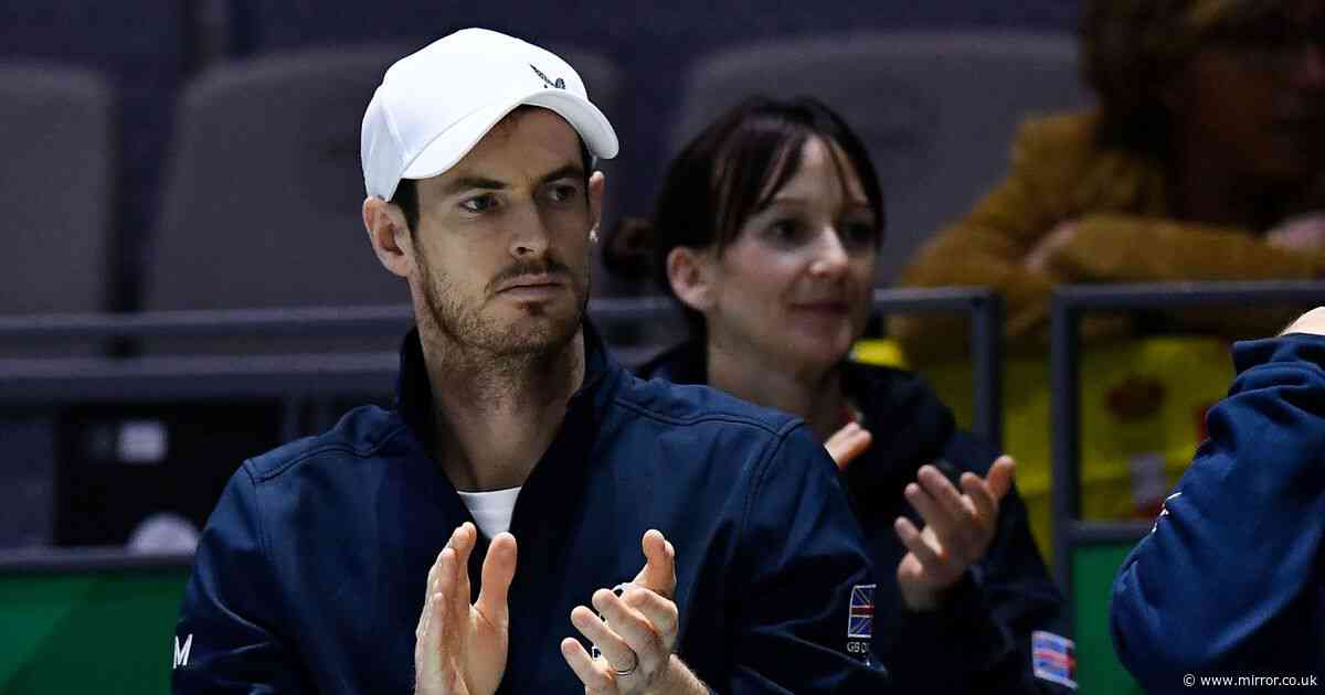 Andy Murray admits he rested groin problem in Davis Cup ahead of Australian Open