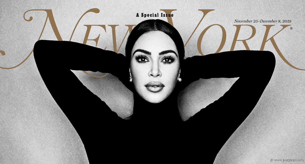 Kim Kardashian Mentions Brother Rob Posting Those Revenge Photos of Blac Chyna
