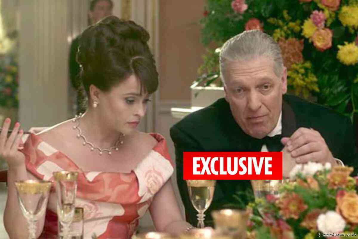 The Crown's creator admits to making up Princess Margaret's boozy White House scene in Netflix drama