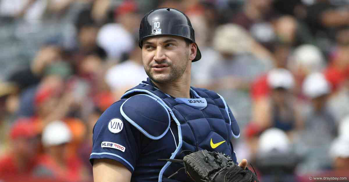 Tampa Bay Rays close to signing one year deal with Mike Zunino