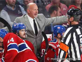 Canadiens Notebook: No bag skate for Habs after loss to Rangers