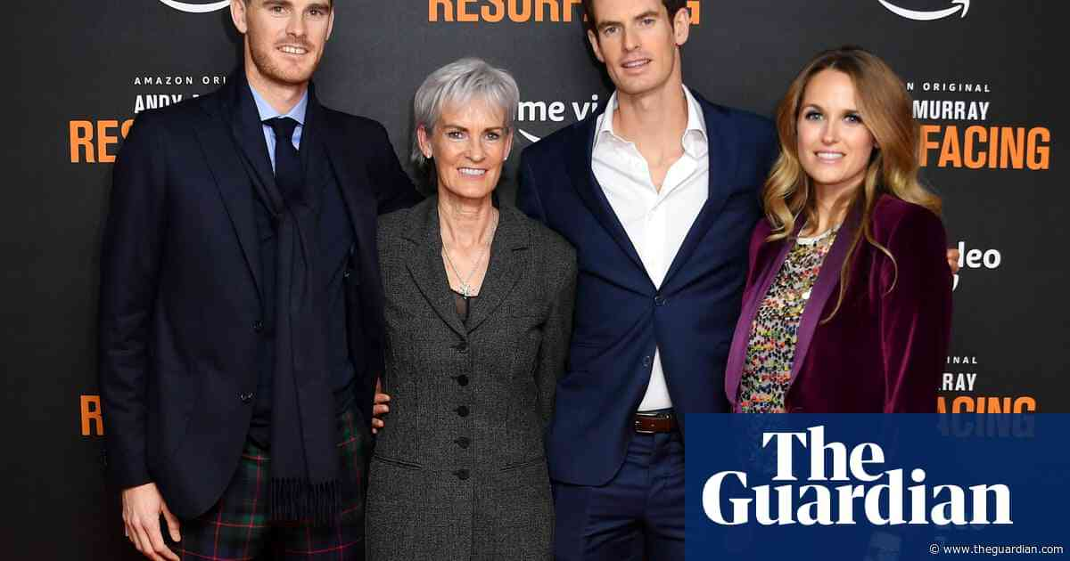 Andy Murray: 'Dunblane was when I was nine … then our parents divorced' | Tumaini Carayol