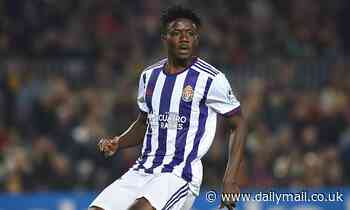 Manchester United 'eyeing move for Real Valladolid defender Mohammed Salisu'