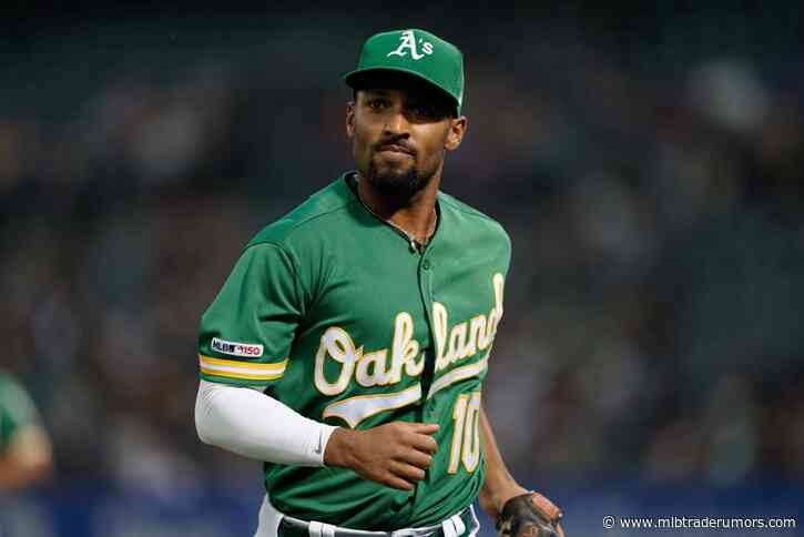 Marcus Semien, A's Mutually Interested In Extension