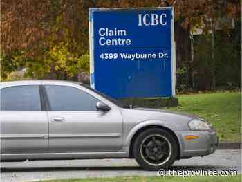 Letters to The Province, Nov. 26, 2019: Incompetence within ICBC hurts seniors