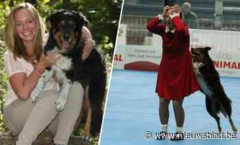 """Elke (34) en haar hond kronen zich tot wereldkampioen in 'dog dancing': """"Tot in Japan vragen ze om workshops"""""""
