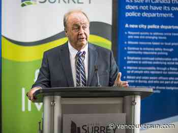 Letters, Nov. 26, 2019: Surrey police force transition comes at a great cost