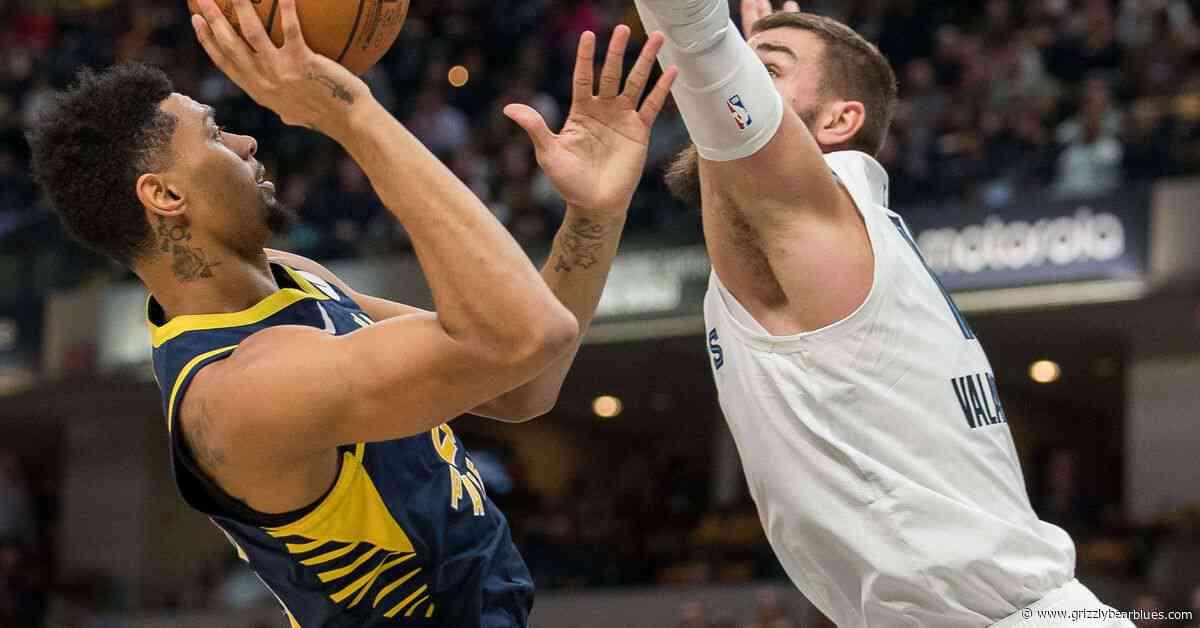 Quick Recap: Grizzlies lose 126-114 to Pacers