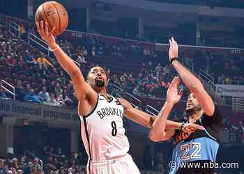Nets 108, Cavaliers 106: Spencer Dinwiddie's Game-Winner Lifts Brooklyn Over Cleveland