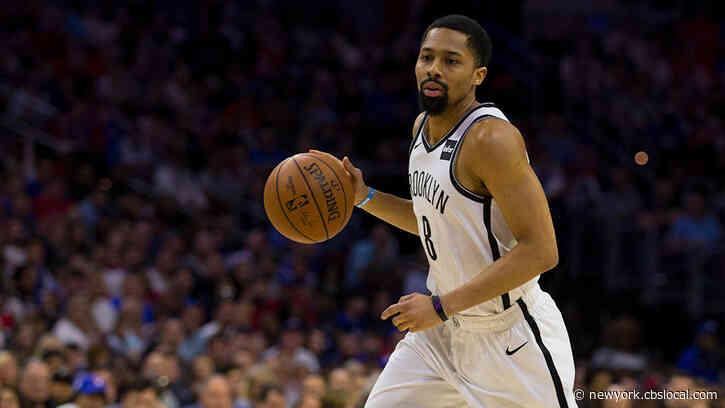 Dinwiddie's Jumper Leads Nets Over Cavaliers