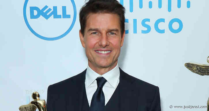 Tom Cruise Is 'Too Old' For Action Films, According to 'Jack Reacher' Author
