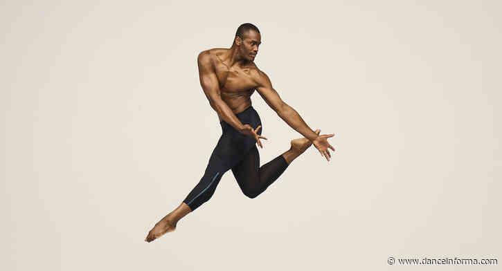 Digging up the bones of dance: Alvin Ailey American Dance Theater's Jamar Roberts