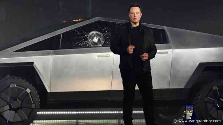 Musk suggests Tesla has 200,000 orders for Cybertruck