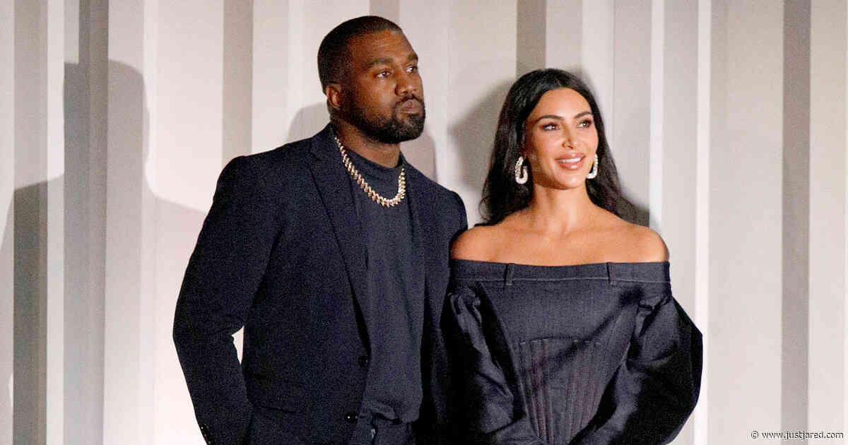 Kim Kardashian & Kanye West Don't Always 'Understand' Each Other, She Says
