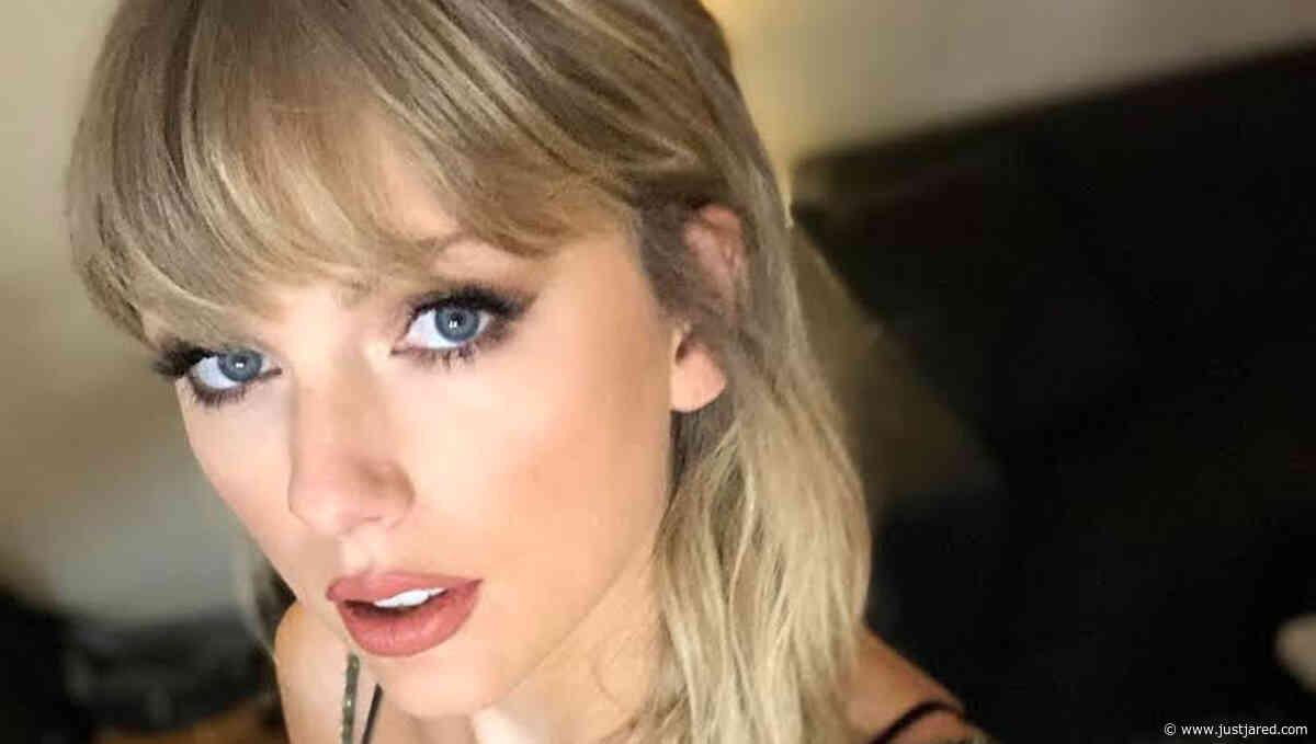 Taylor Swift: 'Lover (First Dance Remix)' Stream, Download, & Listen Now!