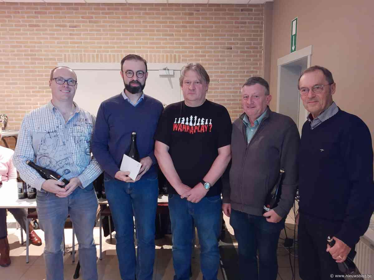 Meer dan dertig ploegen op quiz Kortemarkse schaakclub