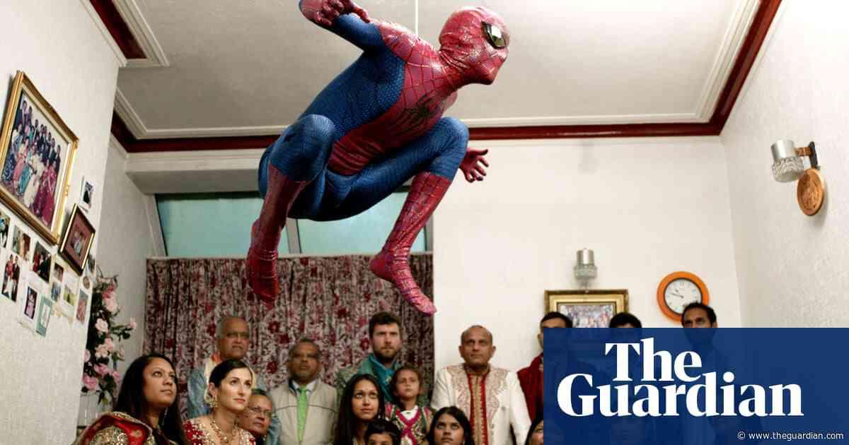 The Spider-Man of Bolton: Hetain Patel wins Film London Jarman award