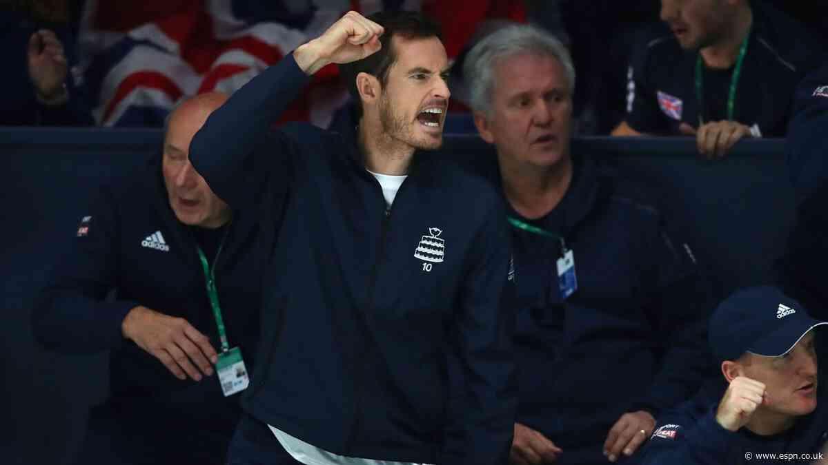 Murray: No more hip worries in new season