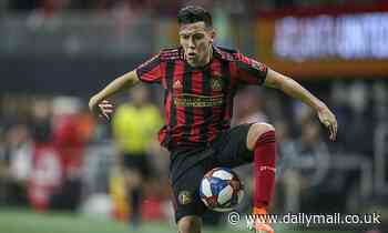 'Arsenal and Manchester United set for January transfer battle as they chase Ezequiel Barco'