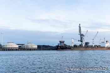 """Gele wolk gespot boven havengebied: """"Geen impact voor omwonenden"""""""