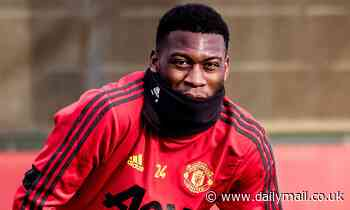 Timothy Fosu-Mensah set for Manchester United stay until 2021 with due to 12-month extension