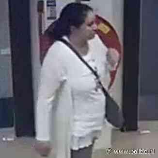 Nijkerk - Gezocht - Vrouw neemt geld weg van een ander uit geldautomaat