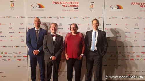 """Zweiter Platz bei Wahl zum """"Para Sportler des Jahres 2019"""""""