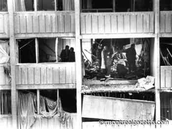 History Through Our Eyes: Nov. 26, 1984, a bombing on de Maisonneuve