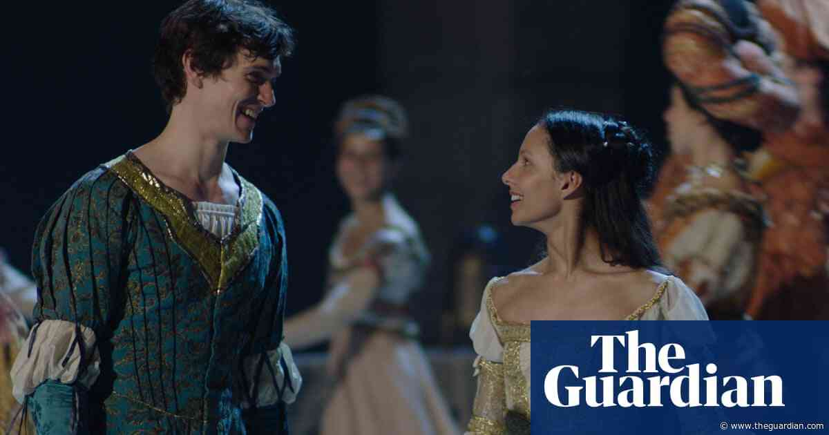 Balletboyz's Romeo and Juliet film takes star-cross'd lovers to the street