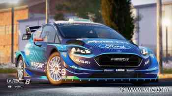 Result: WRC 8 Livery of the Year