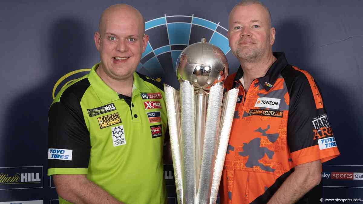 Sky Sports Darts back for PDC World Champs