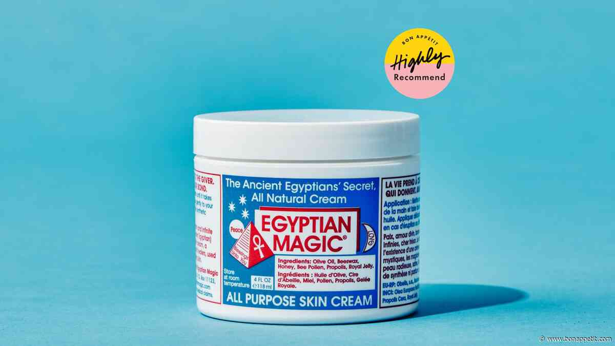 There's No Inch of Skin I Won't Put Egyptian Magic On
