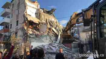 Most powerful earthquake in decades strikes Albania, kills thirteen