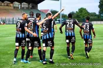Ligue 2 : Les 24 buts de la soirée
